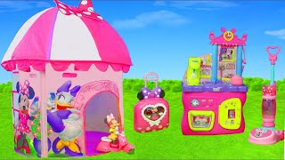 Minnie S Mini Kitchen Bowtique Using Play Doh Disney